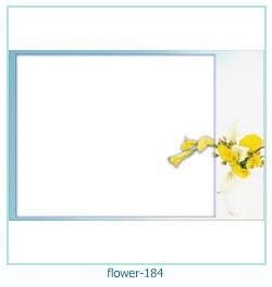 Marco de la foto de la flor 184