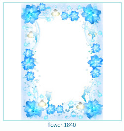 flower Photo frame 1840