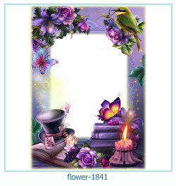 flower Photo frame 1841