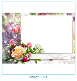 flower Photo frame 1844