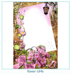 flower Photo frame 1846