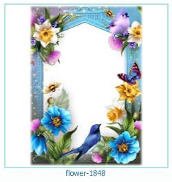 virág képkeret 1848