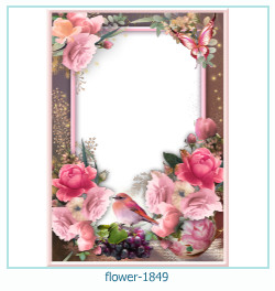 virág képkeret 1849