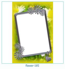 Marco de la foto de la flor 185