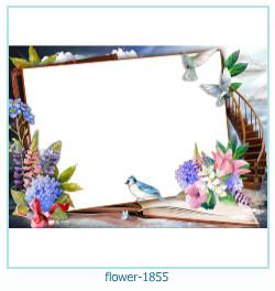 fleur Cadre photo 1855
