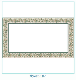 flower Photo frame 187