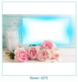 flower Photo frame 1875