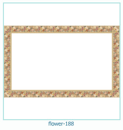 flower Photo frame 188