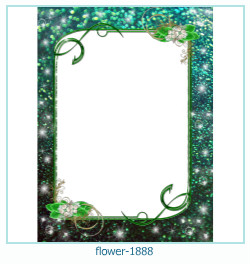 flower Photo frame 1888