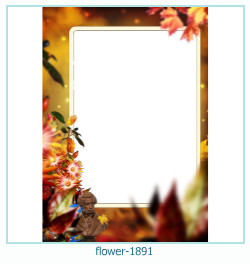 flower Photo frame 1891