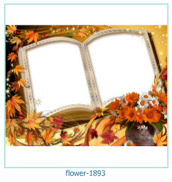 flower Photo frame 1893