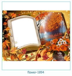 flower Photo frame 1894