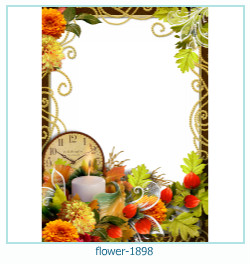 flower Photo frame 1898