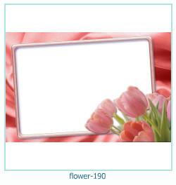 Blume Fotorahmen 190