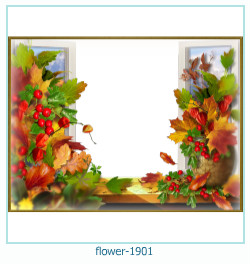 flower Photo frame 1901
