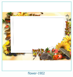 flower Photo frame 1902