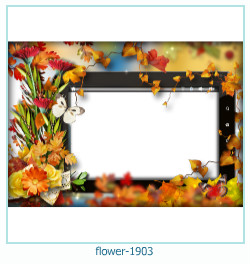 flower Photo frame 1903
