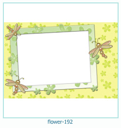 flower Photo frame 192