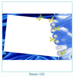 flower Photo frame 193