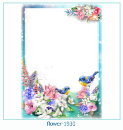 फूल फोटो फ्रेम 1930