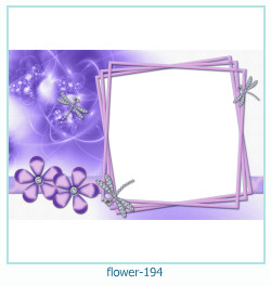 flower Photo frame 194