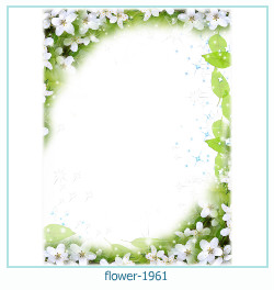 flower Photo frame 1961