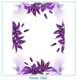 flower Photo frame 1962