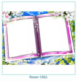 flower Photo frame 1963