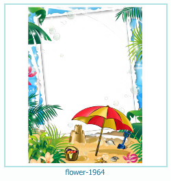 flower Photo frame 1964