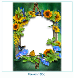 flower Photo frame 1966