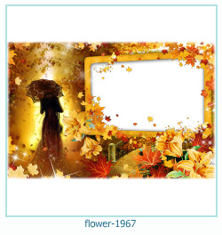 flower Photo frame 1967