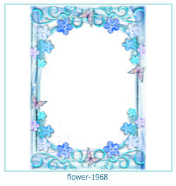flower Photo frame 1968