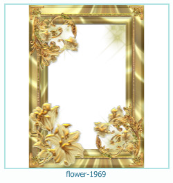 flower Photo frame 1969