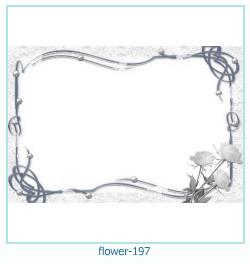 Blume Fotorahmen 197