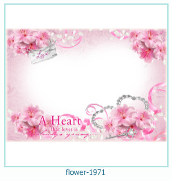 flower Photo frame 1971