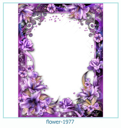 flower Photo frame 1977