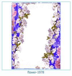 flower Photo frame 1978