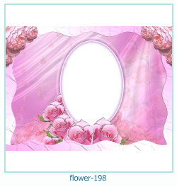 flower Photo frame 198