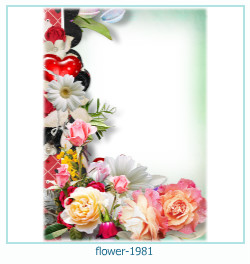 flower Photo frame 1981