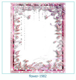 flower Photo frame 1982