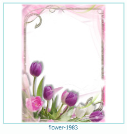 flower Photo frame 1983