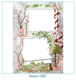 flower Photo frame 1987