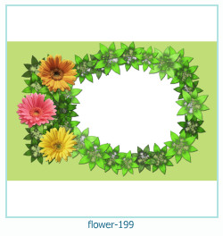 flower Photo frame 199