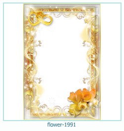 flower Photo frame 1991