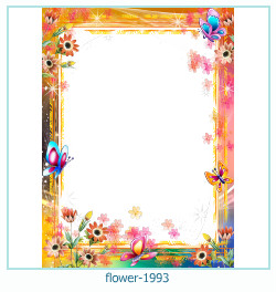 flower Photo frame 1993