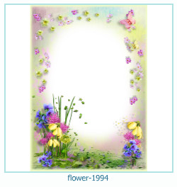 flower Photo frame 1994