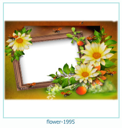flower Photo frame 1995