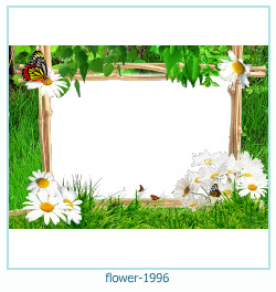 flower Photo frame 1996