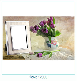 kukka Valokuvakehys 2000