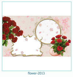 flower Photo frame 2013